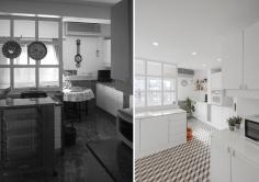 Antes e Depois - Cozinha (2)